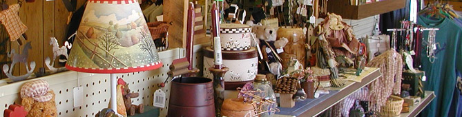 Quartz Creek Lodge Gift Shop
